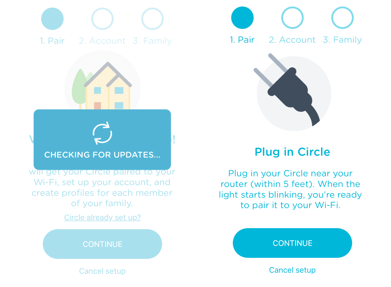 Pairing Circle to Your Home Wi-Fi – Circle Support Center
